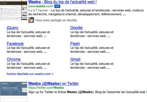 Bouton Google+1