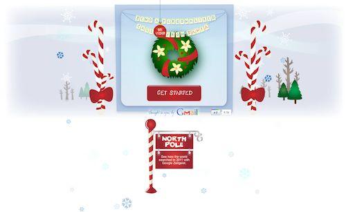 Google : Call From Santa